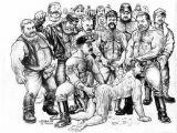 Working Class Men Orgy