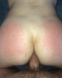 cock up my ass