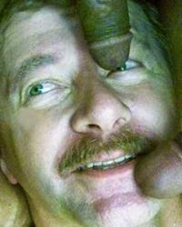 A Few More Photos of Stu the Cocksucker