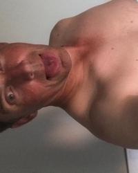 My faggy face