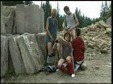 Vier Kerle