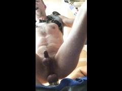 Riding poz Cock