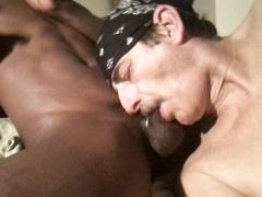 Suckin  black  meth dick